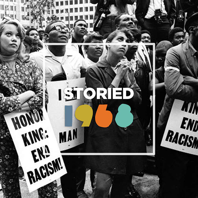 1968 protesters.