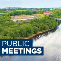 Historic Fort Snelling public meetings.