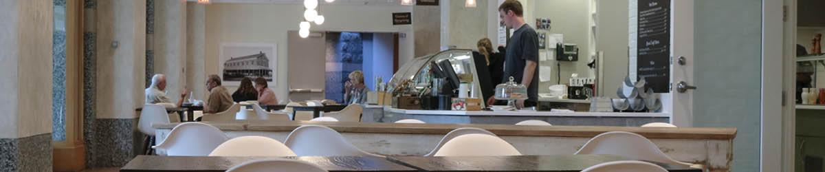 Market House cafe.