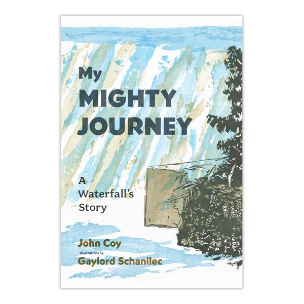 My Mighty Journey book cover.