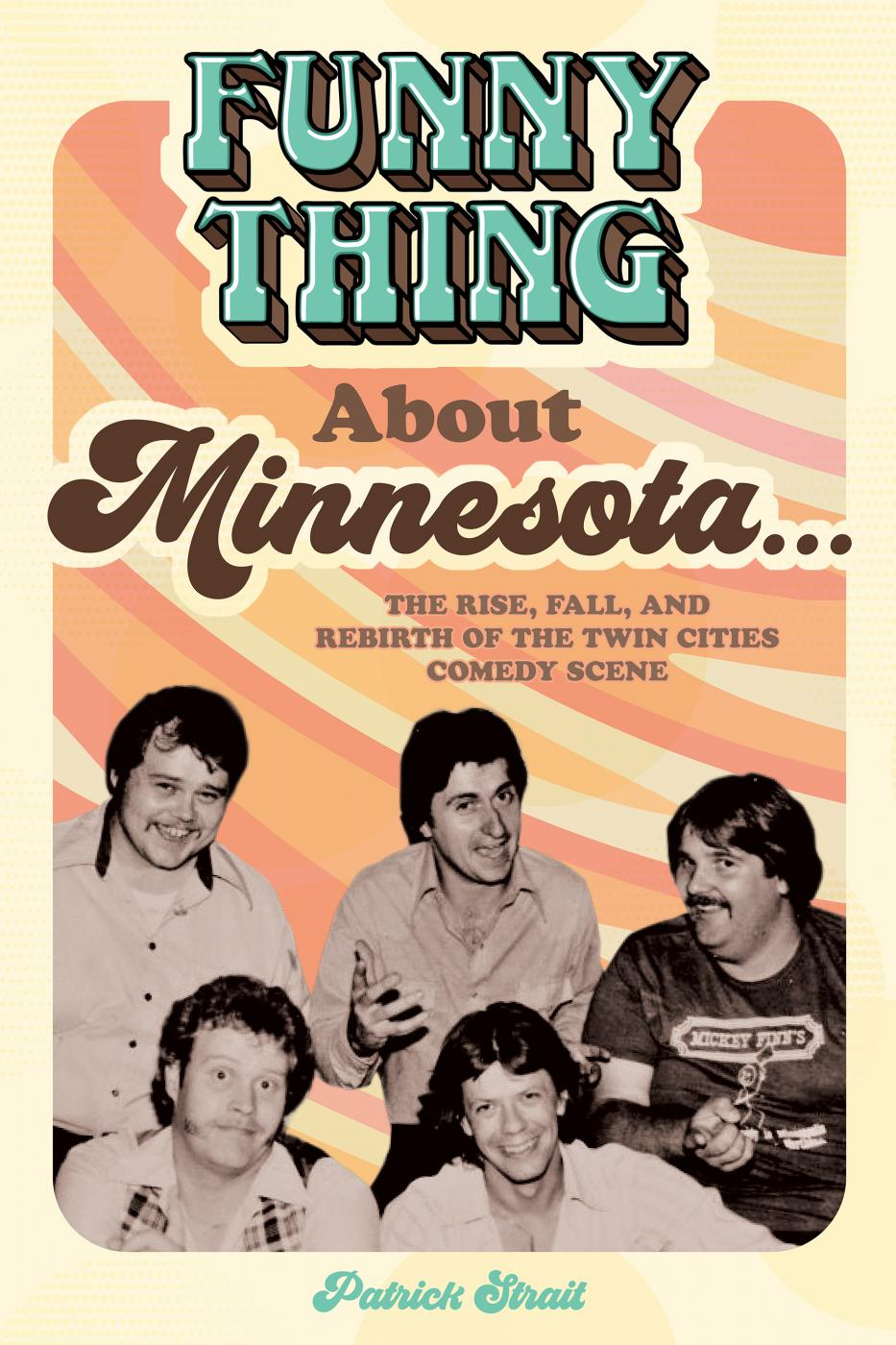 Funny thing about Minnesota book.