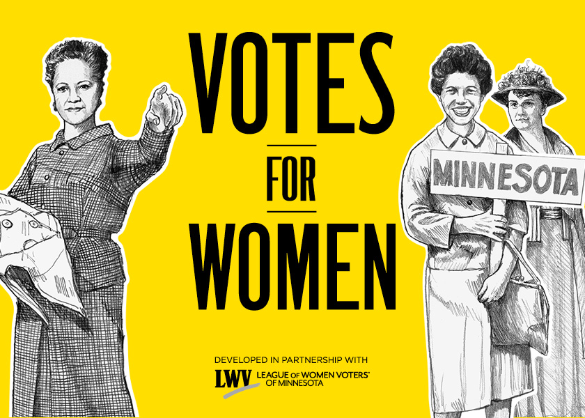 Votes for Women online exhibit.